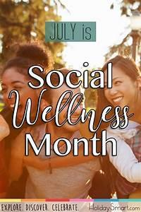 social wellness month smart