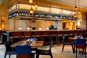 Luxury elegant cafe and bar interior design of the westin for Elegant bar interior design ideas