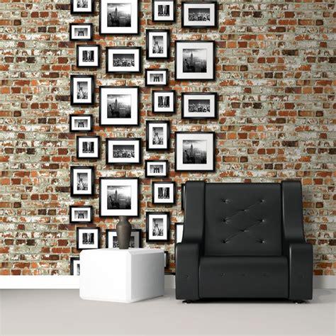 tapisserie bureau 1000 idées sur le thème papier peint brique sur
