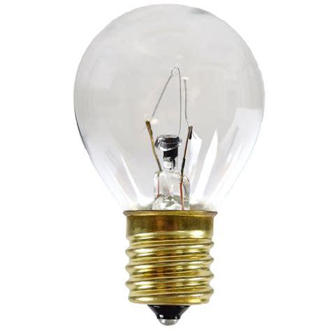 25 watt s11 intermediate base commercial light string bulb
