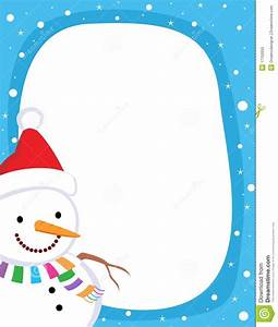 Snowman clipart frame - Pencil and in color snowman ...