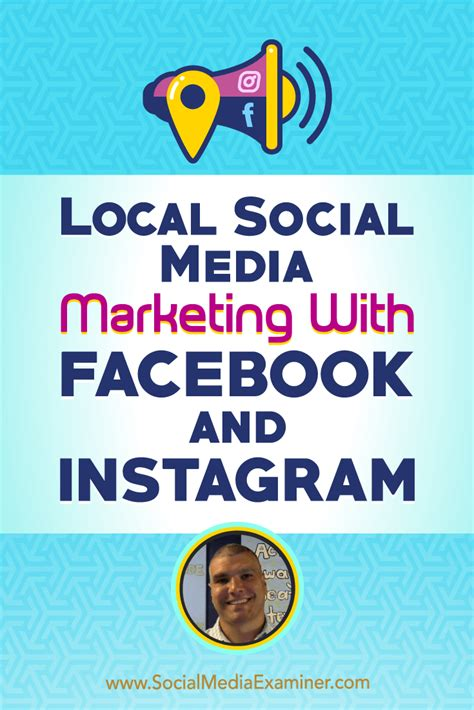 Local Marketing by Local Social Media Marketing With And Instagram