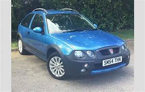 Rover Streetwise 1 4 500 Olympic 3dr Blue 2005