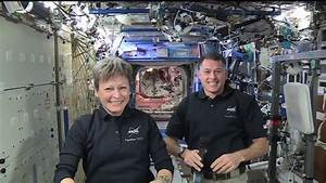 Space Station Crew Discusses Life in Space with Fox News ...