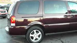 2006 Chevrolet Uplander Lt  Extended 7 Passenger  Quad