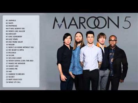 maroon 5 hits maroon 5 greatest hits full album 2015 edition best
