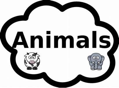 Animals Sign Label Clip Clipart Clker Hi