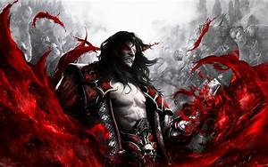 Castlevania Lords of Shadow Vampire Blood Gabriel Belmont ...