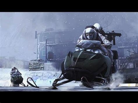 modern warfare  snowmobile multiplayer mod beta youtube