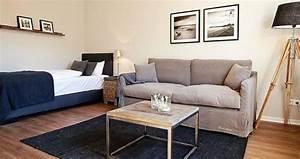 Wg Gesucht De Hamburg : sch ne wohnzimmereinrichtung in hamburg mit cremefarbener couch und schlafbereich wg zimmer in ~ Watch28wear.com Haus und Dekorationen
