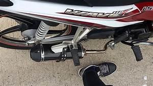Honda Wave 110i Th  With Yoshimura Exhaust