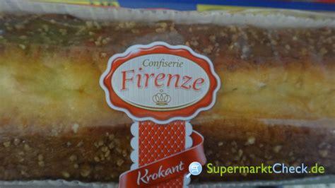 confiserie firenze sandkuchen krokant kalorien angebote