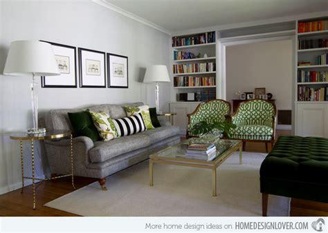 lovely grey  green living rooms living room