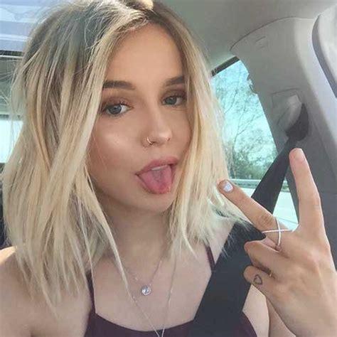 40  Good Short Blonde Hair   Hairstyles & Haircuts 2016   2017