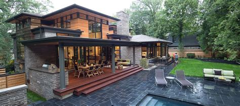 small prairie modern house plans lot 535 8 12 09 resize 17 best images about home style on