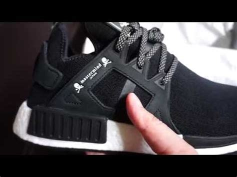 adidas originals  mastermind japan mmj nmd xr