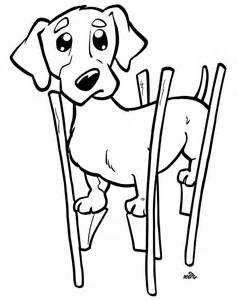 Australian Shepherd Dog Coloring Pages