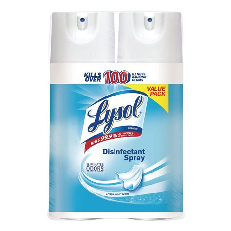 Disinfectant Spray by LYSOL® Brand RAC89946PK