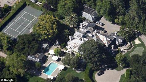 web moguls  valuable homes revealed daily mail