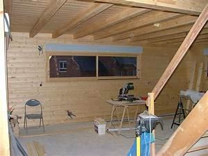Pose Lambris Horizontal Commencer Haut : pose lambris bois horizontal ~ Premium-room.com Idées de Décoration