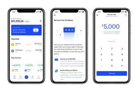 Several major cryptocurrency exchanges such as binance, kraken, bitstamp, and coinbase to name. Borrow cash using Bitcoin on Coinbase | by Coinbase | Aug, 2020 | The Coinbase Blog