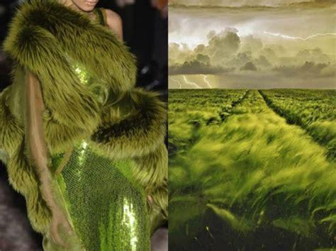 fashion nature  fashion designer  inspired