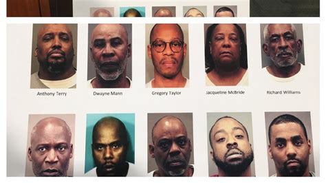 trafficking bust results in 11 arrests 400 grams of heroin 330 grams of cocaine wjla