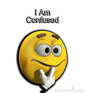 I Am Confused Stock Photo - Image: 4515840