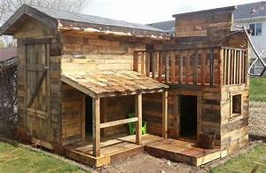 » Wooden Pallet House Plans - Woodworking Crazy