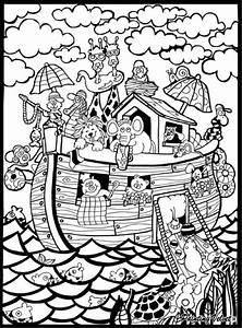 Arche Noah Basteln : karton mit samt zum ausmalen arche noah motiv filzstifte inklusive ~ Yasmunasinghe.com Haus und Dekorationen