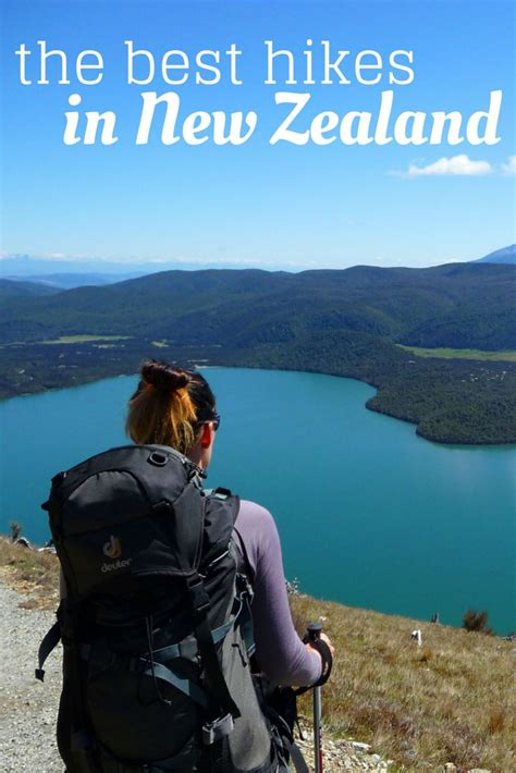 The Best Half Day And Day Hikes In New Zealand New