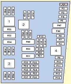 volkswagen golf mk fuse box diagram auto genius