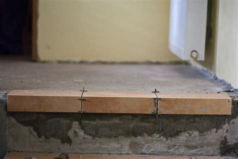 Step Nosing For Tiles by How To Tile Stairs Howtospecialist How To Build Step