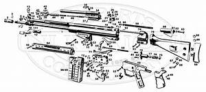 Heckler  U0026 Koch G3 Parts And Schematic