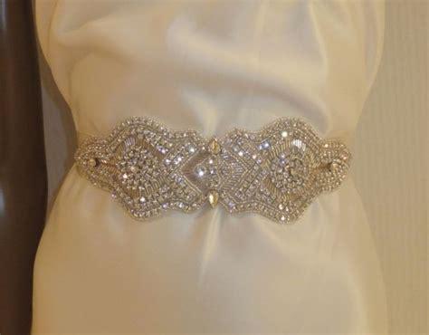 my diy bridal sash weddingbee photo gallery
