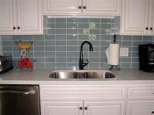 Top 18 subway tile backsplash design ideas with various types for Kitchen backsplash ideas will enhance visual kitchen