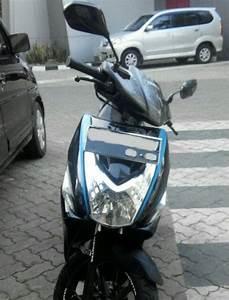 Modifikasi Lampu Motor Vario 110