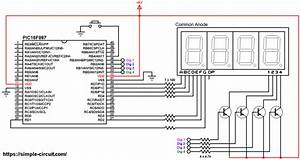 Interfacing Pic Microcontroller With 7