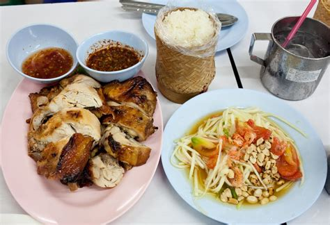 cuisine laos northeastern shared dishes
