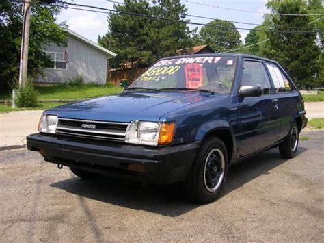 1986 Toyota Tercel by Themetalman 1986 Toyota Tercel Specs Photos Modification