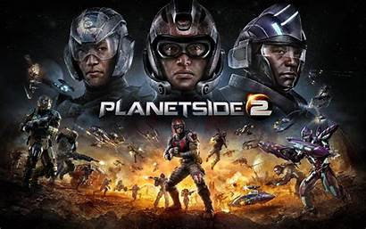 Planetside Awesome Wallpapers Background