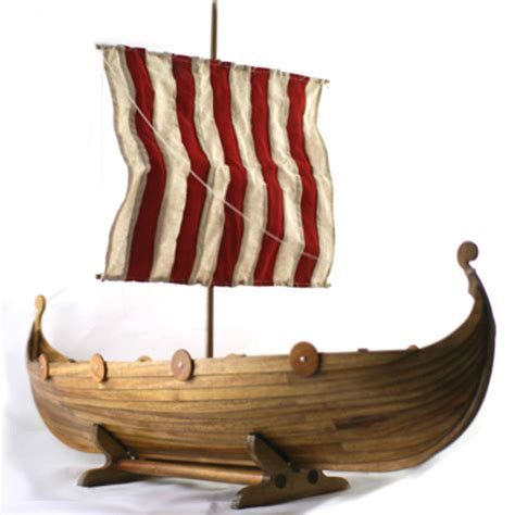 Viking Longboat Description by Viking Longship Urn Scattering On Water