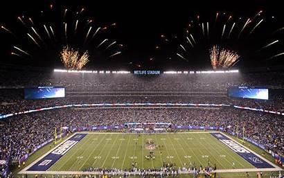 Giants Stadium Metlife York Wallpapers Jersey Ny