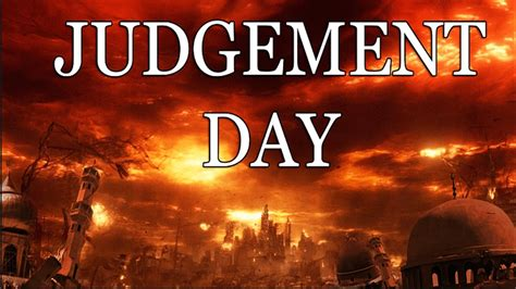 judgement day  islam   signs youtube