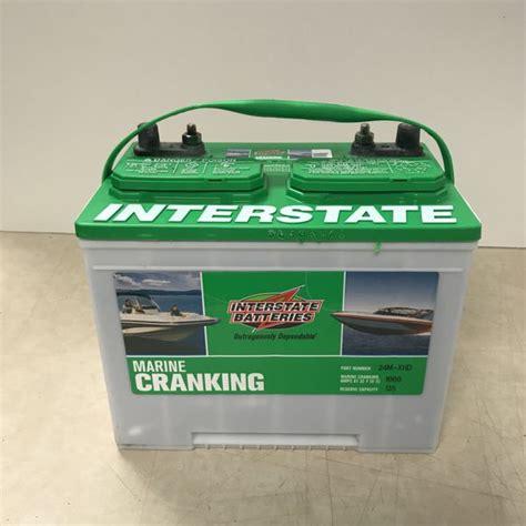 battery 24m xhd interstate marine offerup
