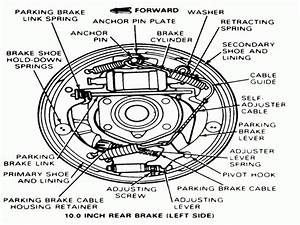 31 Ford F150 Rear Brakes Diagram
