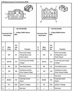 Wiring Diagram Database  2007 Peterbilt 379 Fuse Panel Diagram