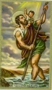 Saint Christophe Patron : the roman sacristan july 2008 ~ Medecine-chirurgie-esthetiques.com Avis de Voitures