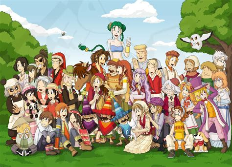 harvest moon wallpapers wallpaper cave