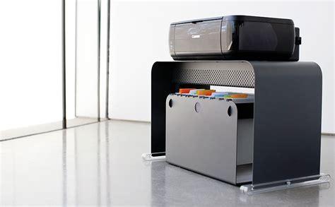 vente privee canapé meuble pour imprimante en métal design onelessfile